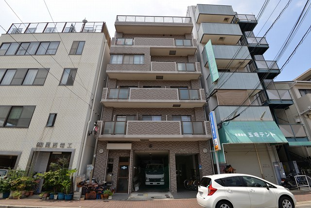神戸市兵庫区上沢通の賃貸物件写真